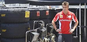 Fernando Alonso finished 2nd in the world standings. Colombo