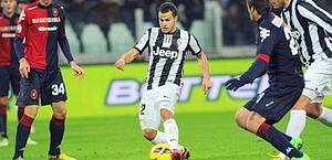 Il gol partita di Sebastian Giovinco. Ansa