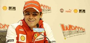 Felipe Massa, 31, his 8th season at Maranello. Colombo