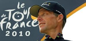 Armstrong ha vinto 7 Tour: dal 1999 al 2005. Epa