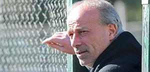 Walteer Sabatini, direttore sportivo giallorosso. Ansa