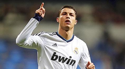 Cristiano Ronaldo, 27 anni. Reuters