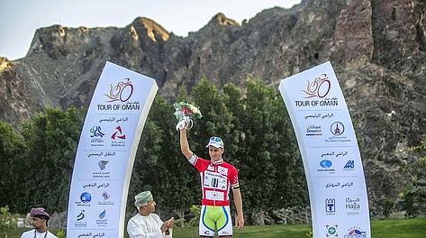 Peter Sagan, slovacco della Cannondale: 23 anni. Afp