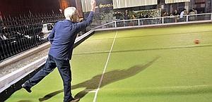 Bocce: non è uno sport solo per anziani. Fotogramma