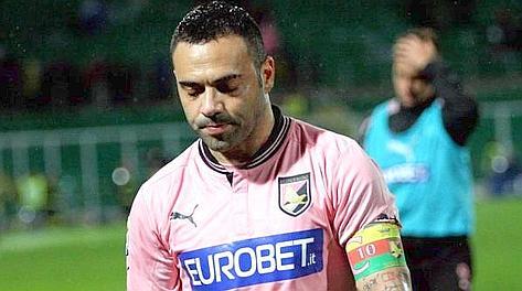 Fabrizio Miccoli, 33 anni. Ansa