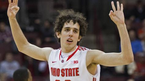 Amedeo Della Valle, classe 1993, matricola a Ohio State. Reuters