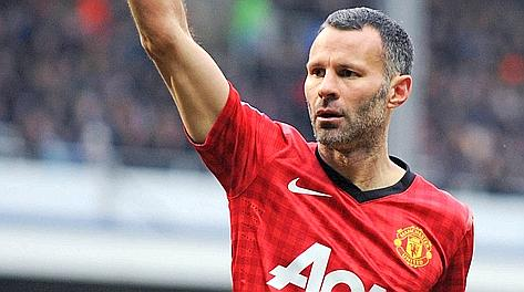 Ryan Giggs, 39 anni. Afp