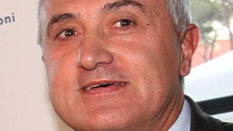 Pietro Mennea in un'immagine del 2008. Ansa