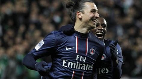 Zlatan Ibrahimovic, 31 anni. Ap
