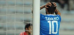 La disperazione di Tavano. Lapresse