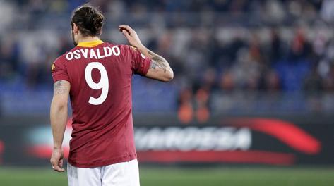 Pablo Daniel Osvaldo, 27 anni, è alla Roma da due stagioni. Eidon