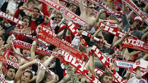 Dolci trasferte per i tifosi bavaresi. Reuters
