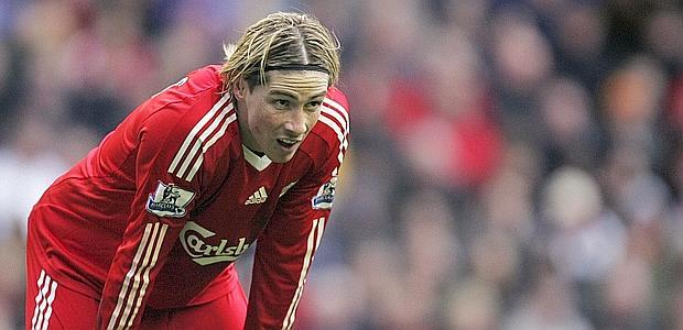 Fernando Torres, 26 anni, è al Liverpool dal 2007. Ap
