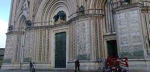 Il portale del Duomo di Orvieto