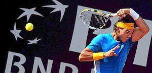 Rafael Nadal, 24 anni, numero 1 al mondo. Ansa