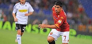 David Pizarro, 31 anni. Lapresse