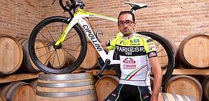 Andrea Noè, 42 anni, è professionista dal 1993. Bettini