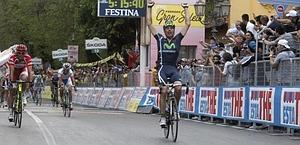 La vittoria di Ventoso a Fiuggi. Bettini