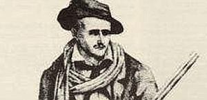 Stefano Pelloni, il Passatore (Museo Risorgimento Faenza)