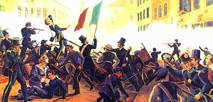 Le 5 Giornate di Milano: episodio simbolo delle lotte risorgimentali contro l'Impero Asburgico