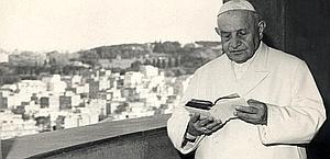 Papa Giovanni XXIII, il 'papa buono'