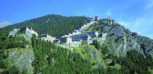 La fortezza di Fenestrelle