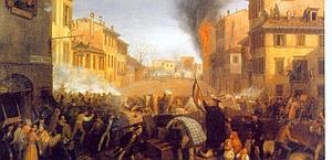 Cinque Giornate, l'assalto a Porta Tosa