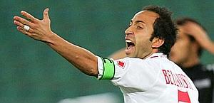 L'ex calciatore del Bari, Antonio Bellavista. Archivio