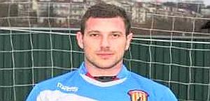 Marco Paoloni, portiere del Benevento, arrestato