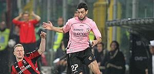 Javier Pastore è uno dei giocatori-mercato. Lapresse