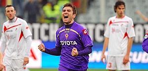 Adrian Mutu: la Fiorentina è il passato. Futuro a Cesena? Lapresse