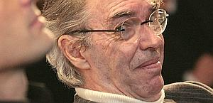 Massimo Moratti, 66 anni. Ansa