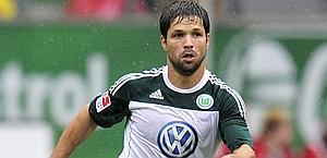 Diego in azione con il Werder Brema. Afp