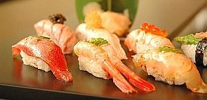 Il sushi: un piatto decisamente alla moda ma anche un'occasione per consumare lo zenzero