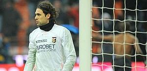 Salvatore Sirigu non ha rinnovato con il Palermo. Ansa