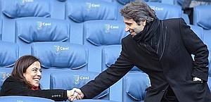 Gian Paolo Montali chiude l'esperienza alla Roma. Eidon