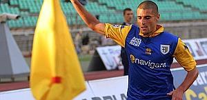 Antonio Candreva, 24 anni, piace molto al Cagliari. Ap