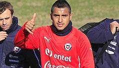 "Vidal è a Torino ""Juve, mi sento pronto"""
