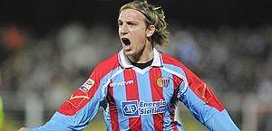 Maxi Lopez, 27 anni, prima punta argentina.