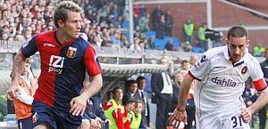 Floro Flores, 28 anni, piace al Napoli e al Parma. Lapresse