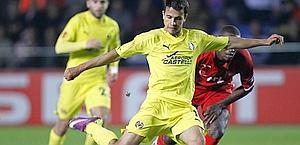 Nilmar, 27 anni, gioca nel Villarreal: � un obiettivo della Roma. Ap