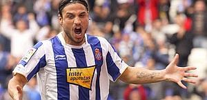 Pablo Daniel Osvaldo, 25 anni. Ansa