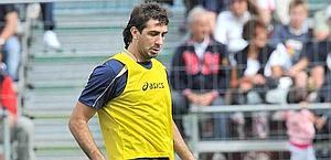 Lucas Pratto, centravanti argentino del Genoa. LaPresse