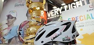 La linea Limar-Giro d'Italia presentata ad Eurobike