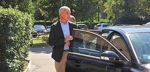 Claudio Ranieri, 59 anni, ad Appiano. Inter.it