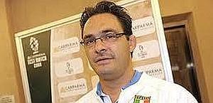 Carlo Orlandi, coach degli avanti azzurri