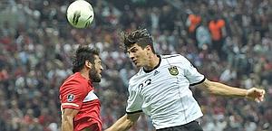 Mario Gomez, a segno in Turchia. Ap