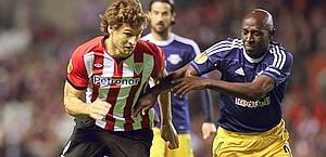 Fernando Llorente, punta dell'Atletico Bilbao. Ansa