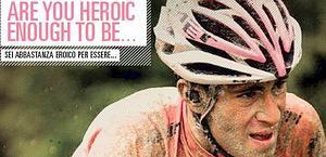 Nibali in una delle immagini della campagna Be the Next Fighter