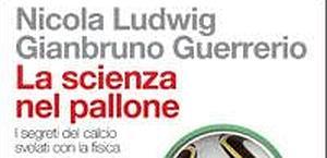 La cover del libro La scienza nel pallone
